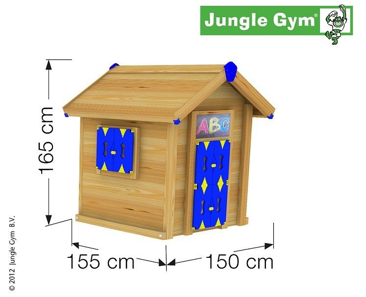 Домик для девочки на даче своими руками чертежи размеры 79