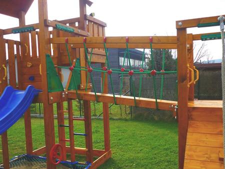 NetLink - přídavný modul k dětskému hřišti