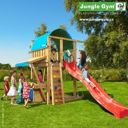 Jungle Villa a Minimarket Module
