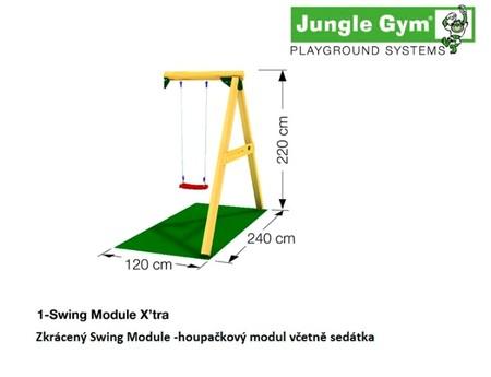 Zkrácený 1 Swing Module X´tra - přídavný modul