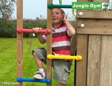 1 Step  Module - přídavný modul k dětskému hřišti