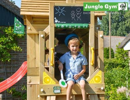 Train Module - přídavný modul k dětskému hřišti