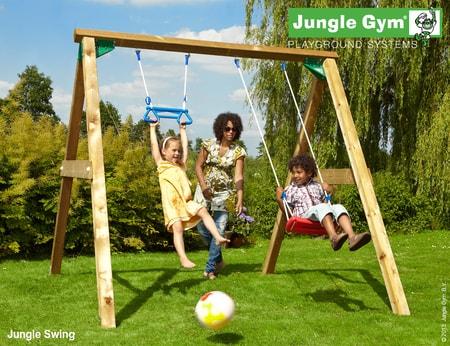 Houpačka Jungle Swing 220cm - kompletní sestava