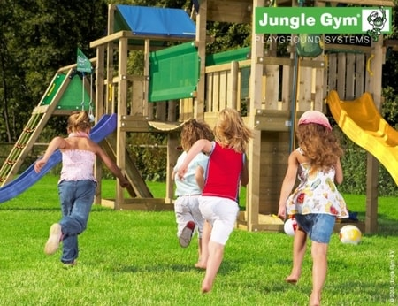 Hřiště Jungle Gym Paradise 1