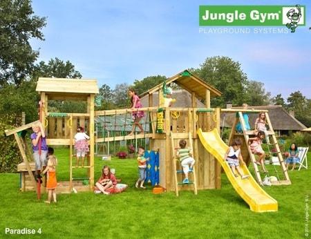 Hřiště Jungle Gym Paradise 4
