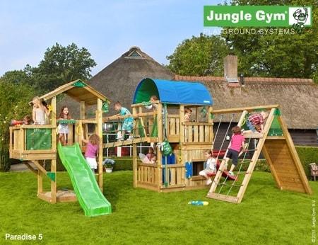 Hřiště Jungle Gym Paradise 5