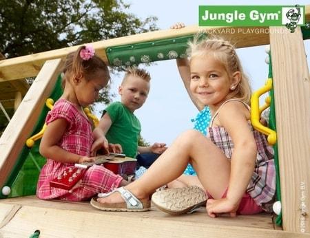Hřiště Jungle Gym Paradise 8