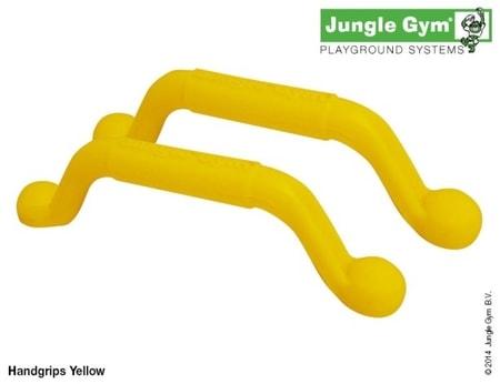 Hřiště Jungle Casa s houpačkami 2-Swing X´tra - kompletní sestava včetně skluzavky