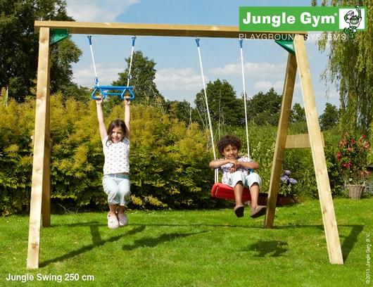 Houpačka Jungle Swing - kompletní sestava