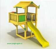 Jungle Casa a Balcony Module