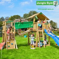 Jungle Chalet a Bridge Module