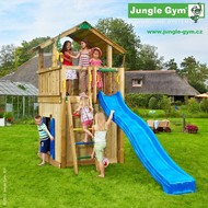 Jungle Chalet a Playhouse Module