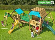 Climb Module, Jungle Hut, Bridge Link, Jungle Barn, Swing Module Xtra