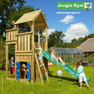 Jungle Palace a Playhouse Module